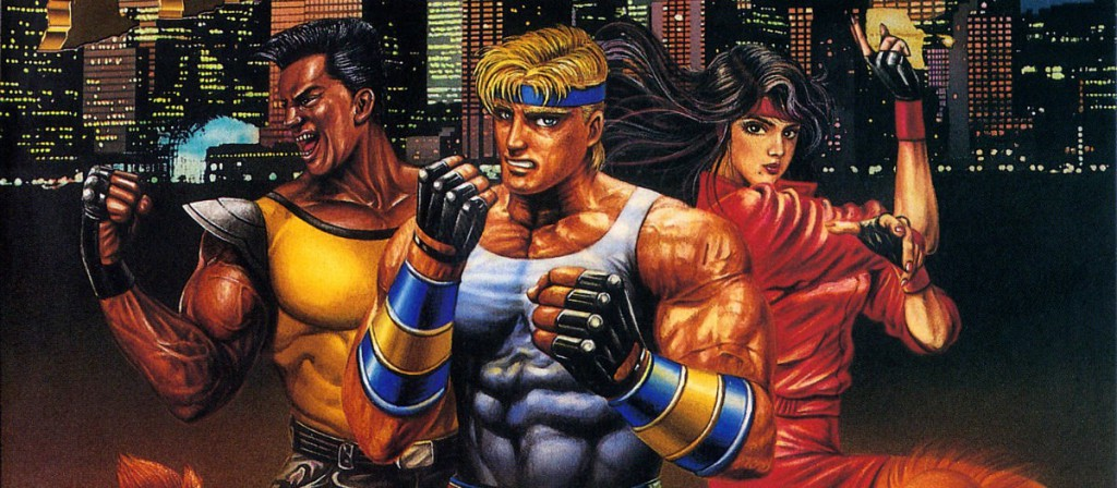 streets of rage art