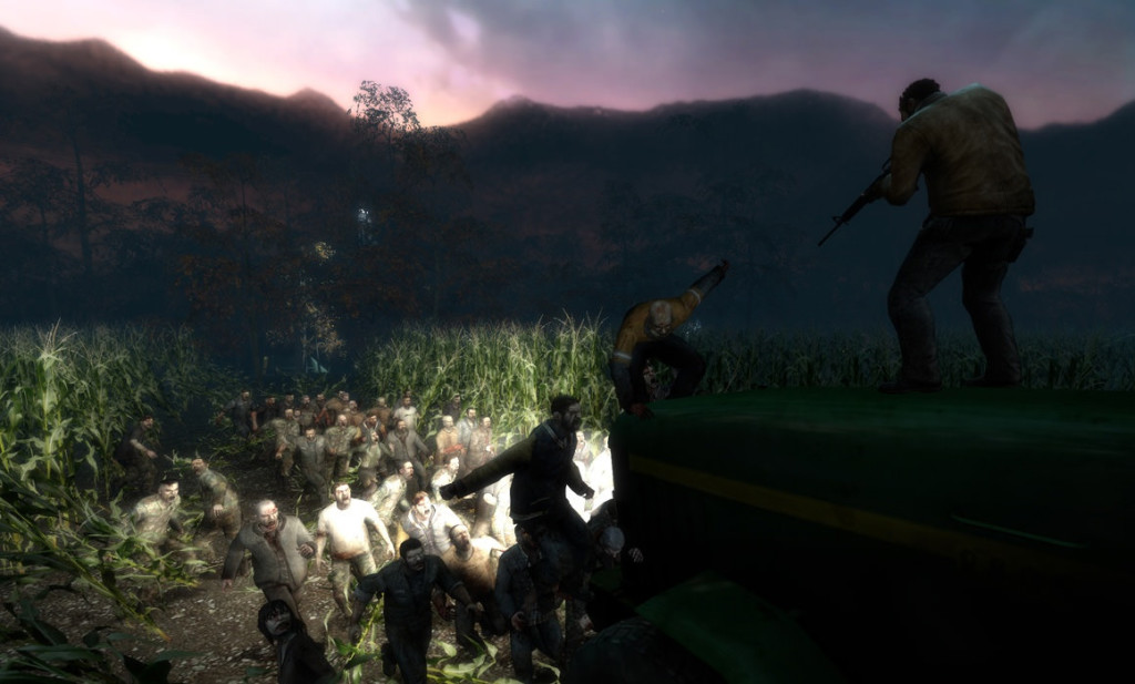 screenshot from left 4 dead