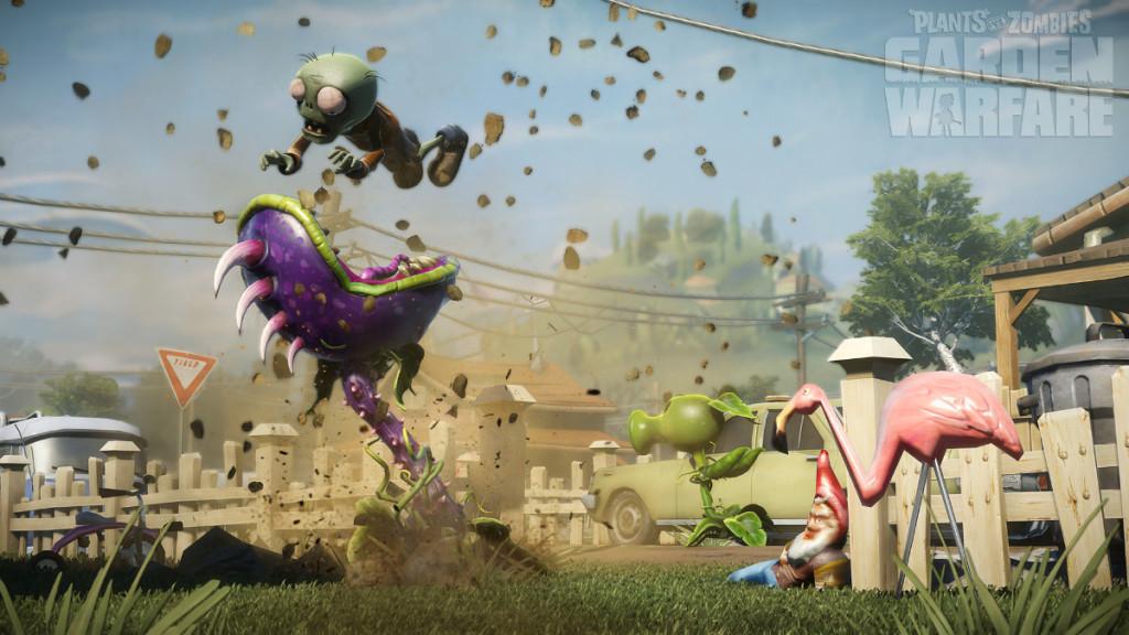 art from plants vs zombies garden warfare from popcap