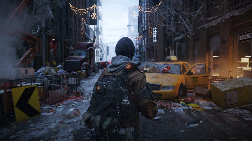 tom clancy game the division from ubisoft massive