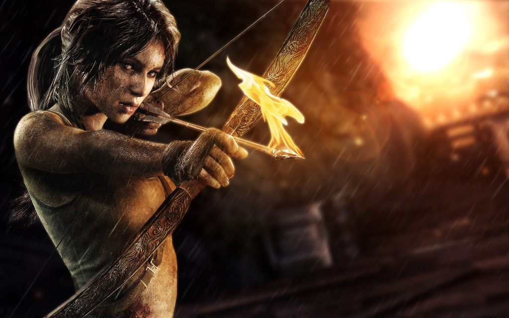tomb raider 2013 lara croft
