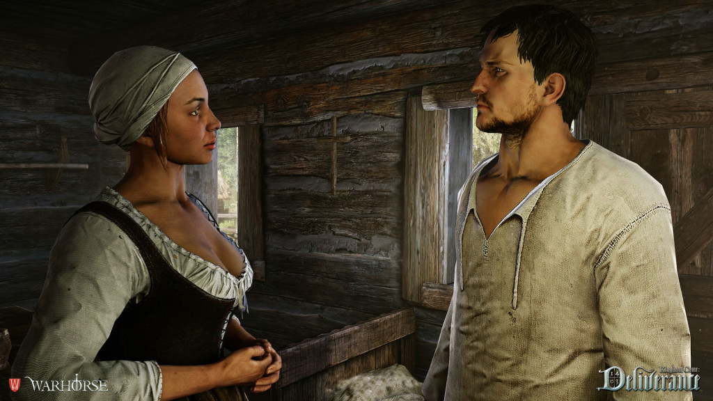screenshot from RPG Kingdom Come Deliverance