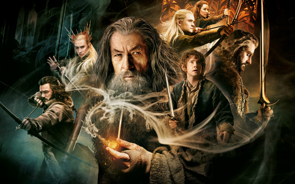 main characters from the hobbit the desolation of smaug