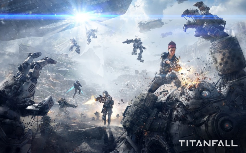 titanfall game from respawn enteratinment
