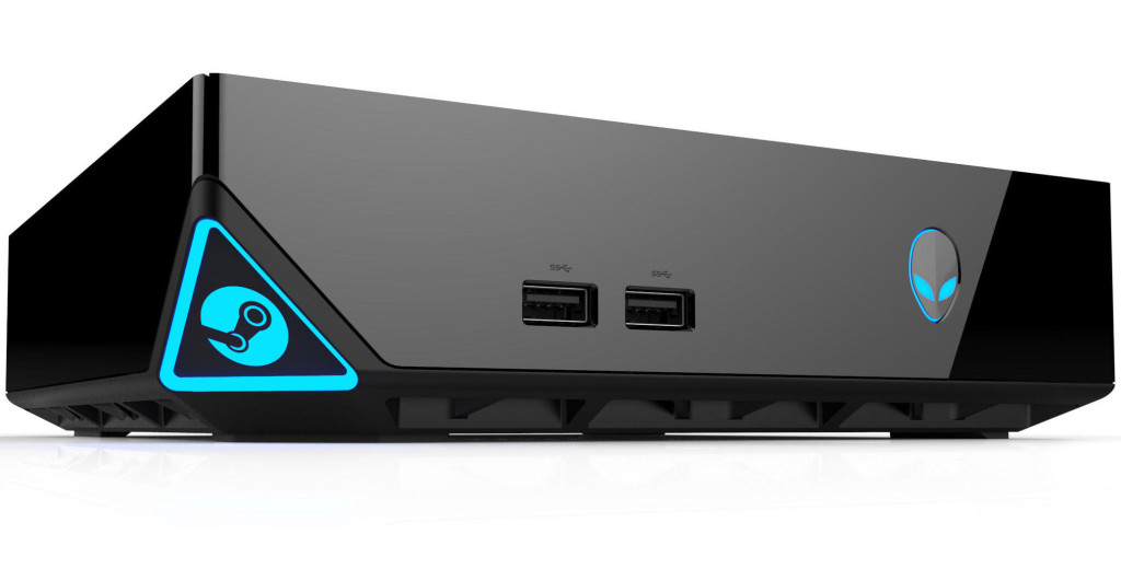 steam machine from alienware