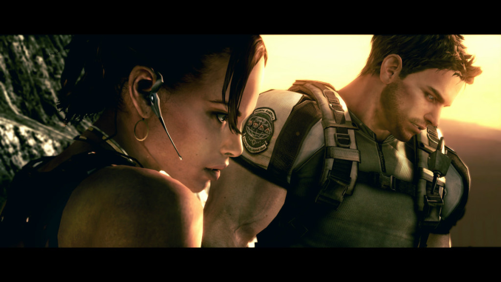 screenshot from resident evil 5