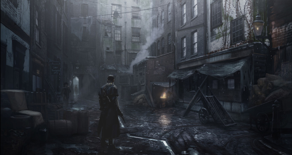 concept art of the order 1886 for playstation 4