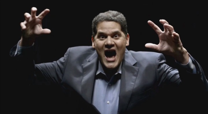 nintendo reggie fils aime E3 2014