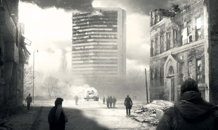 This War of Mine, concept art
